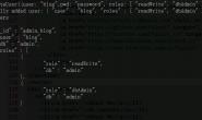 如何在mongoDB中给数据库增加一个用户权限